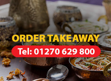 Naazs Tandoori Restaurant and Takeaway in Nantwich
